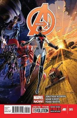 The Avengers Vol. 5 (2013-2015) (Digital) #5