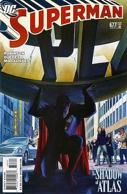 Superman Vol. 1 / Adventures of Superman Vol. 1 (1939-2011) #677