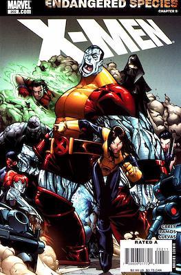 X-Men / New X-Men / X-Men Legacy Vol. 2 (1991-2012) (Comic Book 32 pp) #202