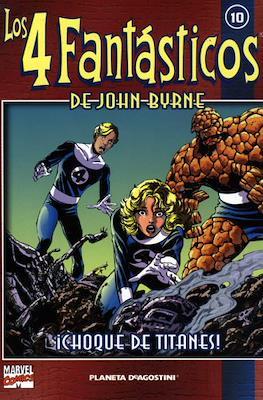 Coleccionable Los 4 Fantásticos de John Byrne (2002) (Rústica 80 pp) #10