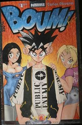 Boum! (Grapa) #1