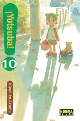 ¡Yotsuba! (Rústica con sobrecubierta) #10
