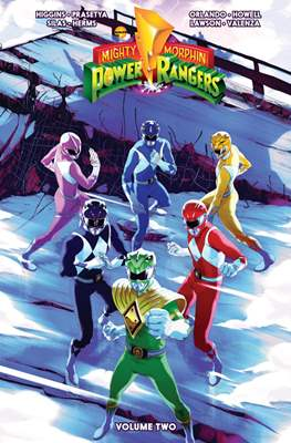 Mighty Morphin Power Rangers (Softcover) #2