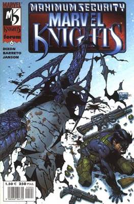 Marvel Knights (2001-2002) (Grapa 24 pp) #6