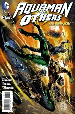 Aquaman and The Others (2014-2015) #2