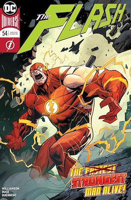 The Flash Vol. 5 (2016-2020) (Comic Book) #54