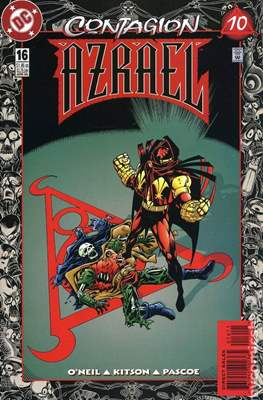 Azrael: Agent of the Bat (1995-2003) (Grapa) #16