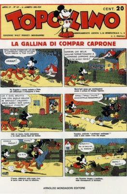 Cartonatoni Disney #10