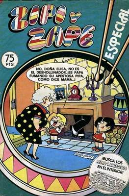 Zipi y Zape Especial / ZipiZape Especial (Grapa 76-100 pp) #49