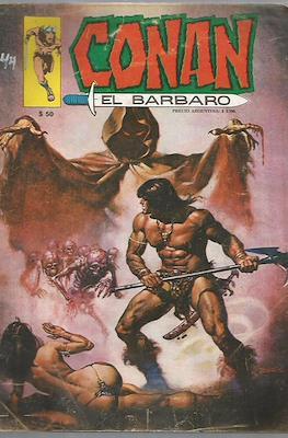 Conan el Bárbaro vol. 2 (Grapa 60 pp) #1