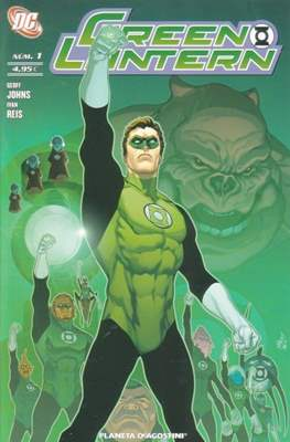 Green Lantern (2009-2012) (Grapa 72 pp) #1