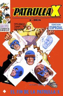 Patrulla X Vol. 1 (Rústica 128 pp. 1969-1972) #20