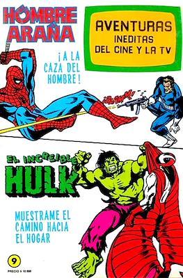 Aventuras Inéditas del Cine y la TV #9