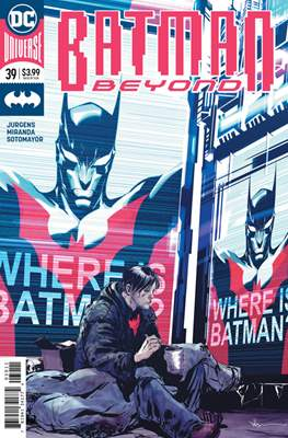 Batman Beyond (Vol. 6 2016-...) (Comic Book) #39