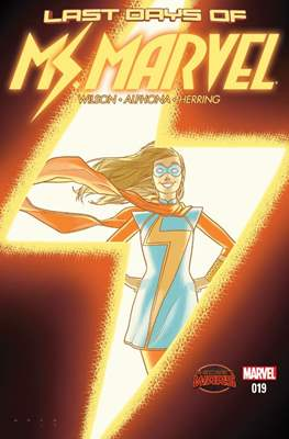 Ms. Marvel (Vol. 3 2014-2015) (Grapa) #19