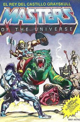 Masters of the Universe (Grapas.) #2