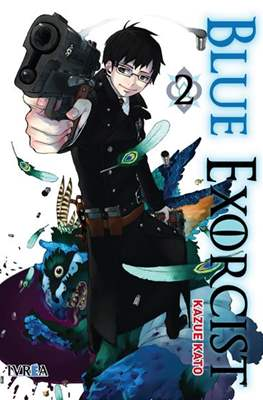 Blue Exorcist (Rústica) #2