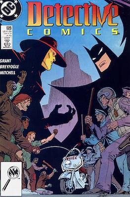 Detective Comics Vol. 1 (1937-2011; 2016-) (Comic Book) #609
