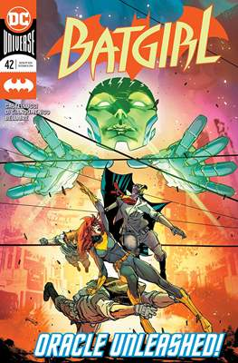 Batgirl Vol. 5 (2016-2020) (Comic Book) #42