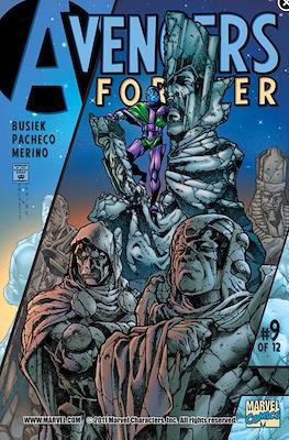 Avengers Forever #9