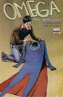 Omega The Unknown Vol. 2 (comic book) #5