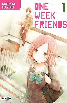 One Week Friends (Rústica con sobrecubierta) #1