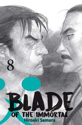 Blade of the Immortal (Rústica con sobrecubierta) #8
