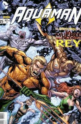 Aquaman (Grapa) #25