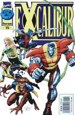 Excalibur Vol. 2 (1996-1999) (Grapa 24 pp) #15