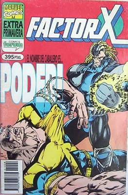 Factor-X Vol. 1 Especiales (1988-1995) (Grapa 64 pp) #8
