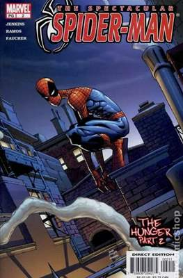 The Spectacular Spider-Man Vol 2 #2