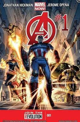 The Avengers Vol. 5 (2013-2015)