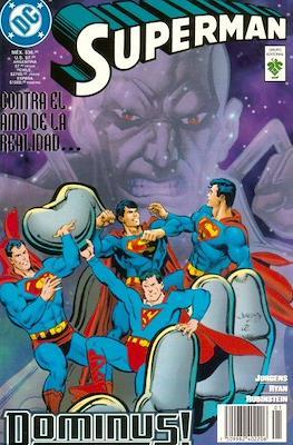 Superman: Contra el amo de la realidad... Dominus!