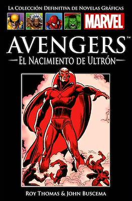 La Colección Definitiva de Novelas Gráficas Marvel (Cartoné) #78