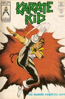 Karate Kid (1978-1979) (Grapa 40-60 pp) #1