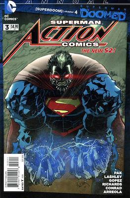 Action Comics Vol. 2 Annual (2012-2014) (Comic book) #3