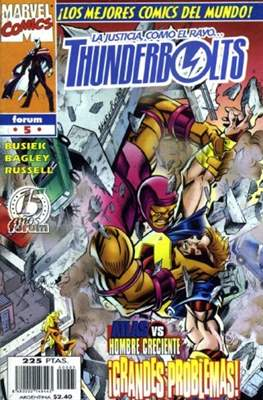 Thunderbolts Vol. 1 (1998-2001) (Grapa 24-40 pp) #5