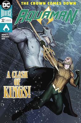 Aquaman Vol. 8 (2016-) (Comic Book) #32