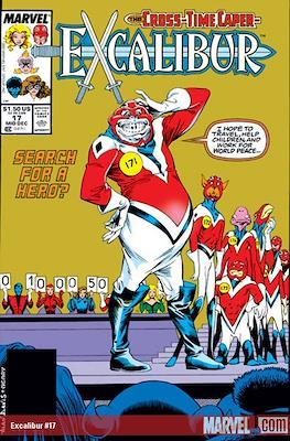 Excalibur Vol. 1 (Comic Book) #17