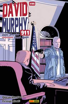 David Murphy 911: Make America Great Again #5A