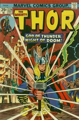 Journey into Mystery / Thor Vol 1 (Comic Book) #229