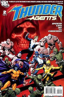 T.H.U.N.D.E.R. Agents Vol 3 (Grapa) #2