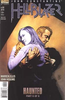 Hellblazer (Comic Book) #139