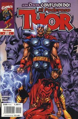 El Poderoso Thor (1999-2002) (Grapa. 17x26. 24 páginas. Color. Vol. 3-4.) #20
