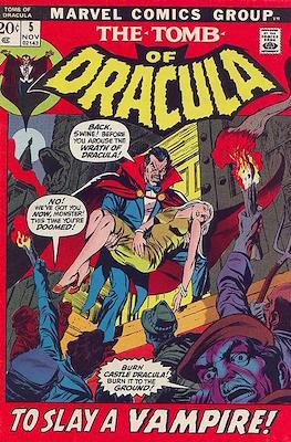 The Tomb of Dracula Vol. 1 (1972-1979) #5