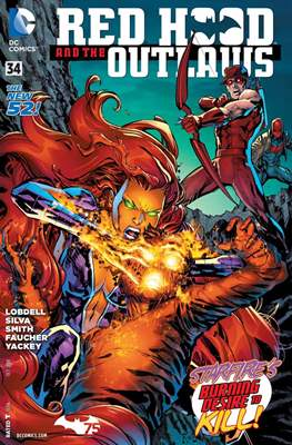 Red Hood and the Outlaws (2011-) New 52 (Comic-Book) #34