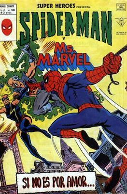 Super Héroes Vol. 2 #105