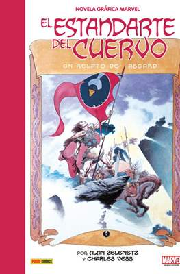 Colección Novelas Gráficas Marvel #3