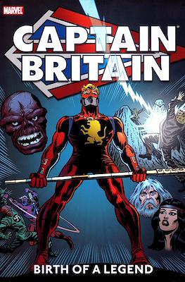 Captain Britain (Hardcover) #1