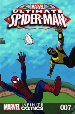 Ultimate Spider-Man: Infinite Comics #7